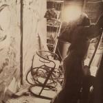 Reji painting pic